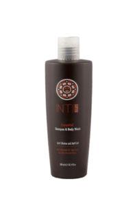 INIT sun - Essential Shampoo and Body Wash